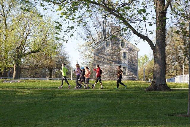 Healthy Community Fall Trail Festival