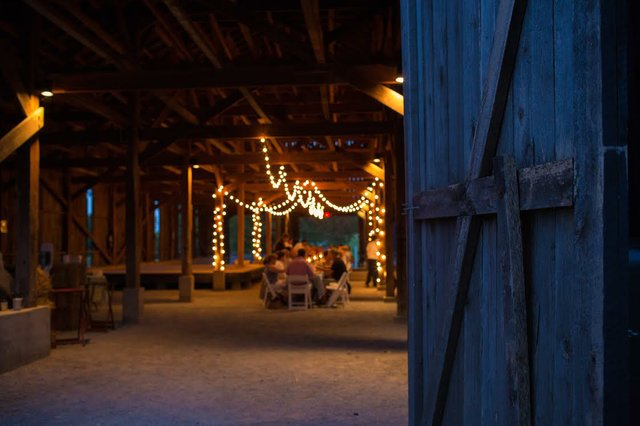Hard Cider Bash in the Barn
