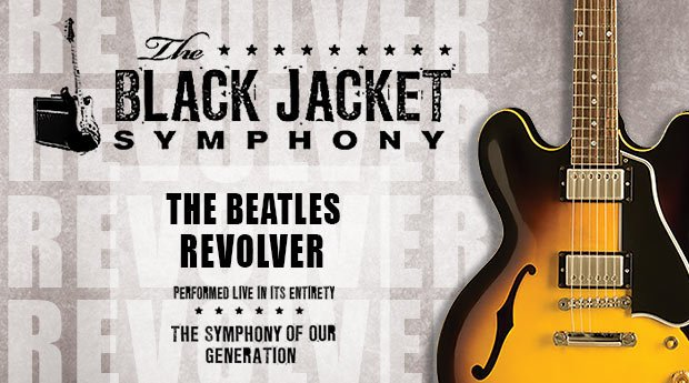 "Blackjacket Symphony: The Beatles ""Revolver"""