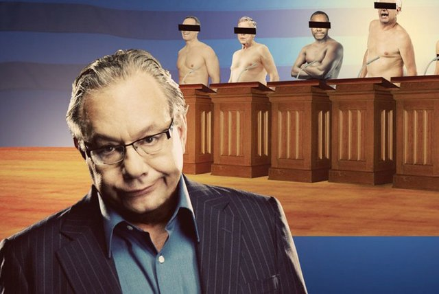 Lewis Black: The Naked Truth Tour