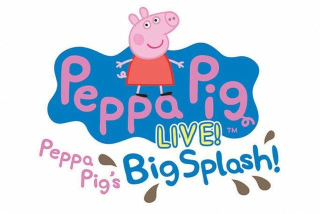 Peppa Pig Live: Peppa Pig's Big Splash