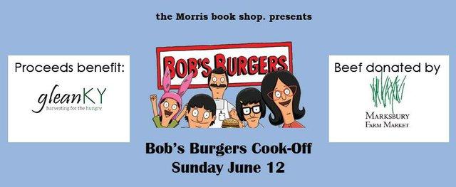 Bob's Burgers Cook-Off