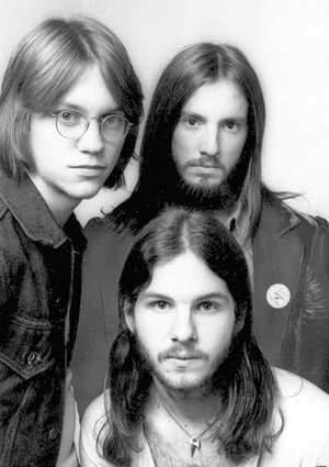 America: Clockwise from left, Gerry Beckley, Dewey Bunnell and Dan Peek.