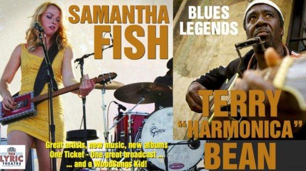"WoodSongs: Samantha Fish/ Terry ""Harmonica"" Bean"