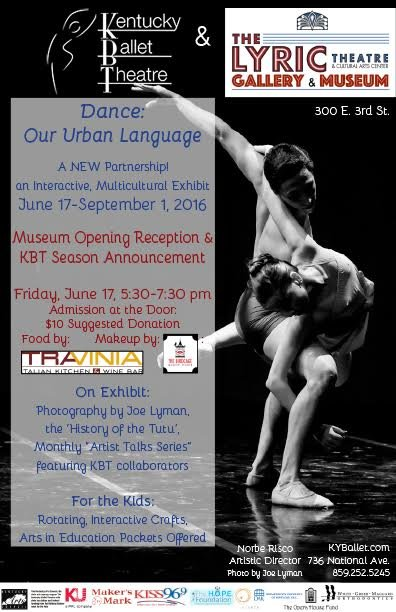 Dance: Our Urban Language Opening Reception