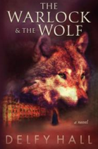 "Delfy Hall signs ""The Warlock and The Wolf"""
