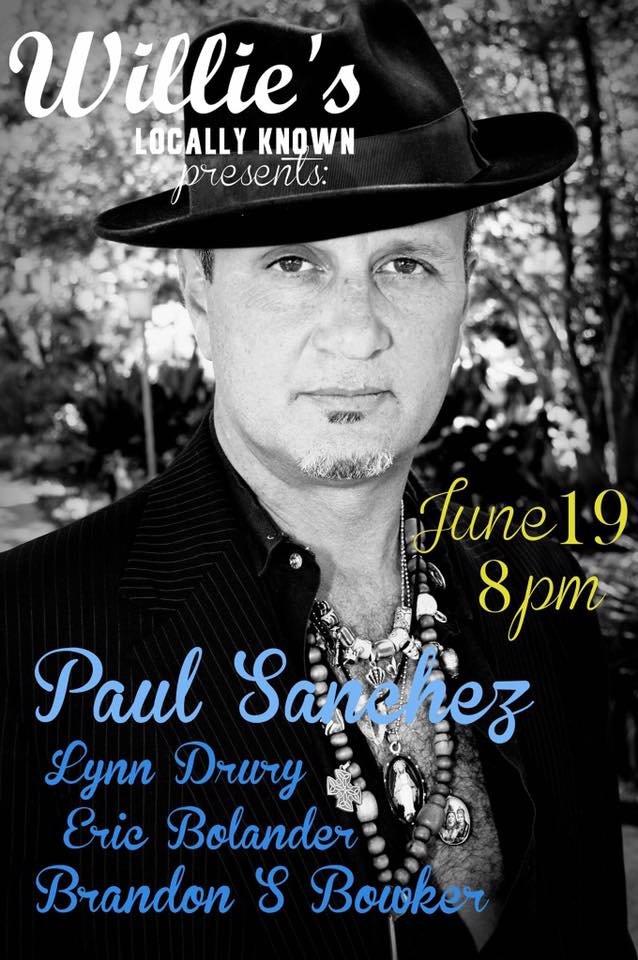 Paul Sanchez/ Lynn Drury/ Brandon Bowker/ Eric Bolander