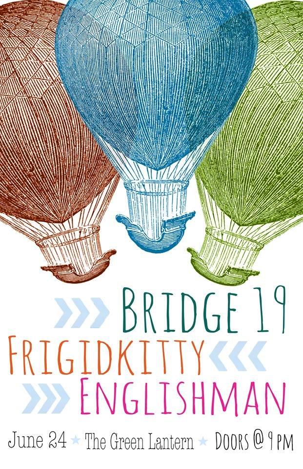 FridigKitty, Bridge 19, Englishman