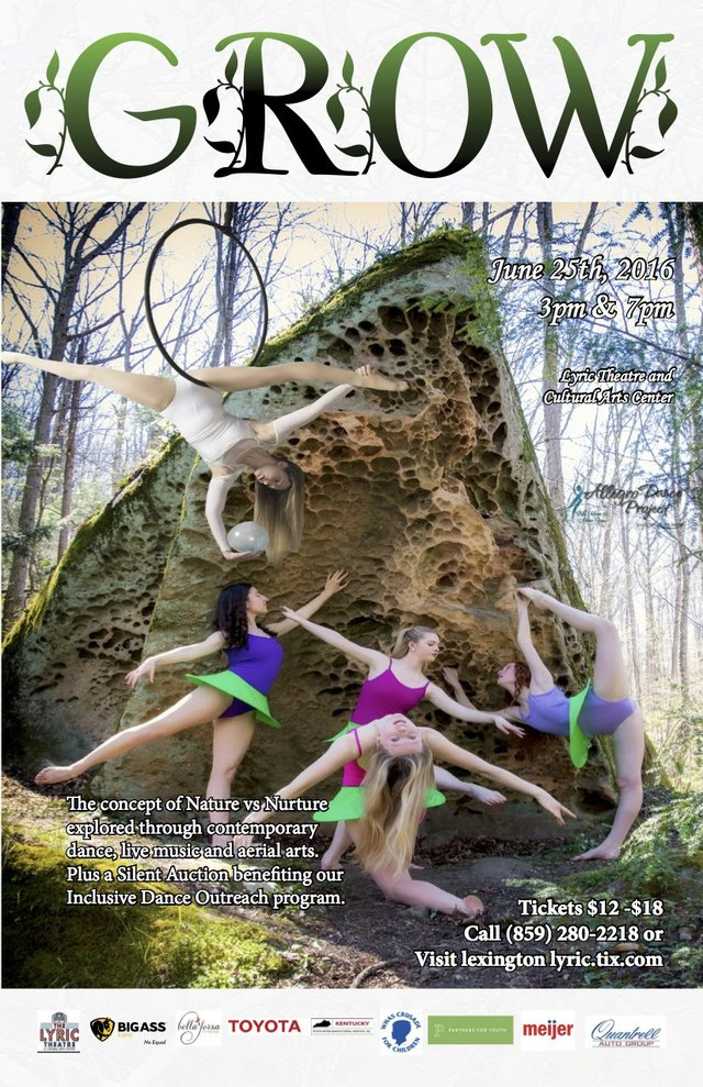 Grow: presented by Allegro Dance Project