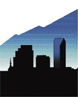 Business Lexington skyline