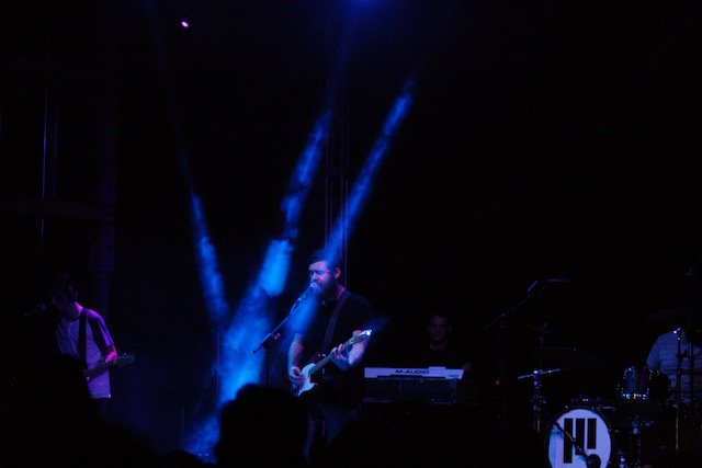 Manchester Orchestra at Moontower