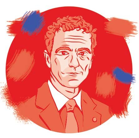 Rand Paul illustration