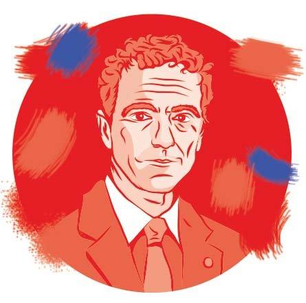 Rand Paul illustration