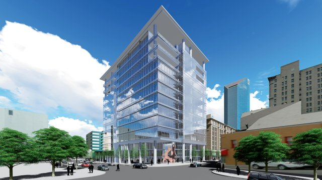 CentrePointe rendering