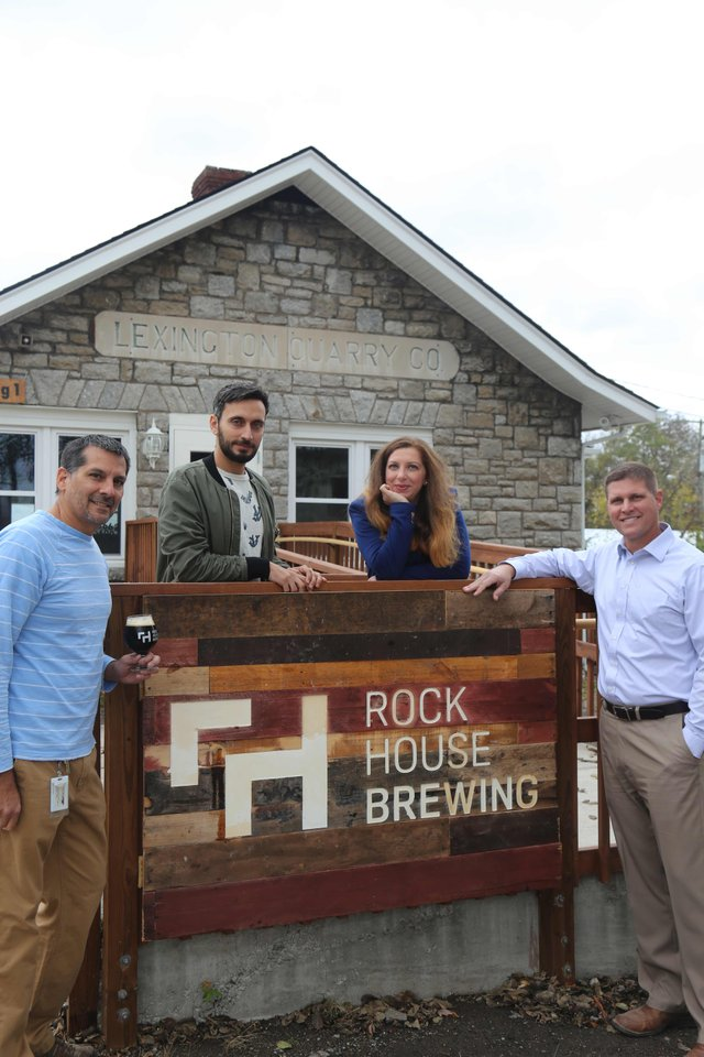 Rock House owners