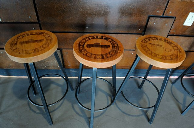 Country Boy Georgetown - stools