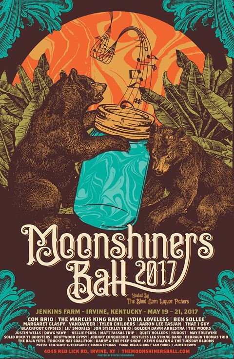 Moonshiners poster