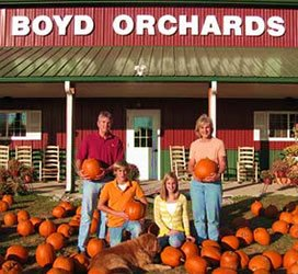 Boyd Orchards