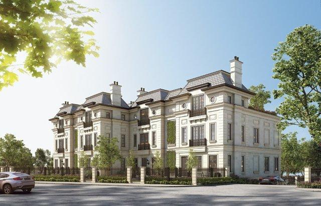 West High rendering