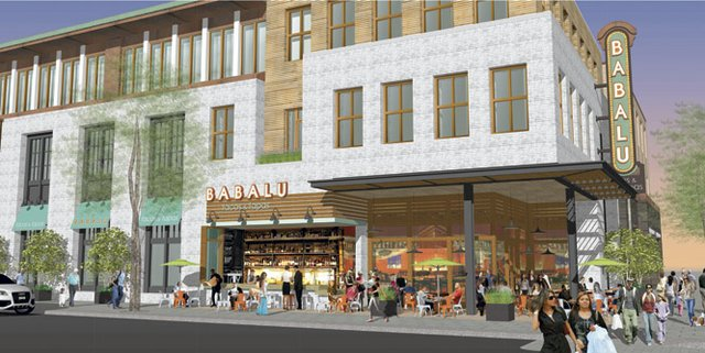 Summit Mall rendering 2