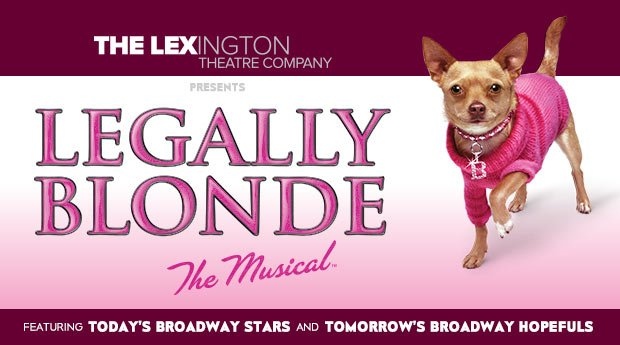 Lexington Theatre Co.: 'Legally Blonde'