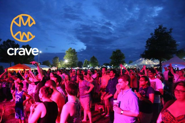 CRAVE Food and Music Festival