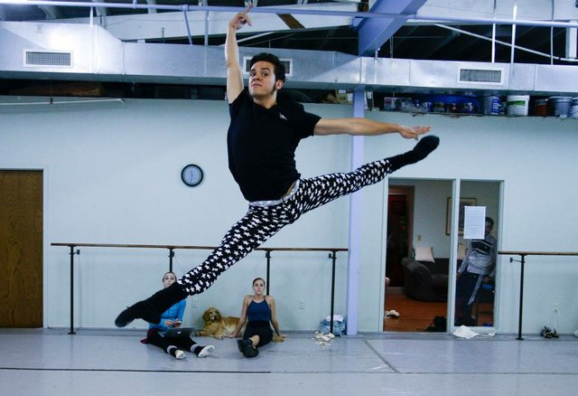 Ballet Under the Stars