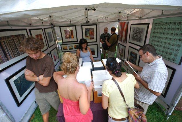 Woodland Art Fair