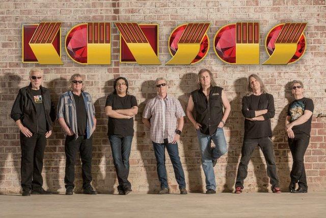 Kansas: Leftoverature 40th Anniversary Tour