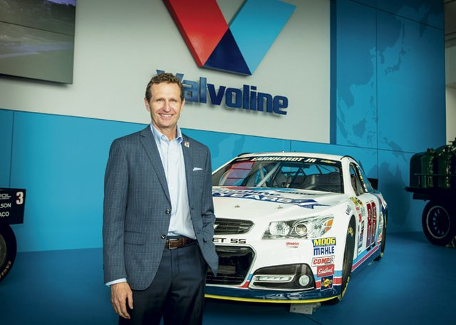 Sam Mitchell, Valvoline CEO