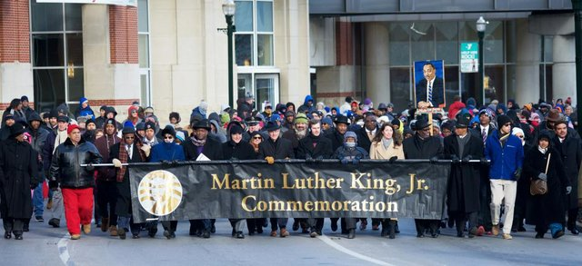Martin Luther King, Jr. Day Freedom March and Downtown Celebration