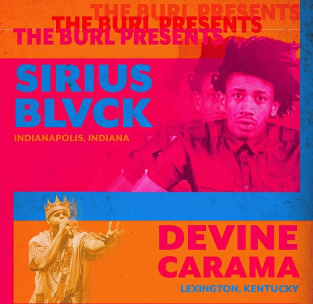 Sirius Blvck, Devine Carama, Harvard Drive