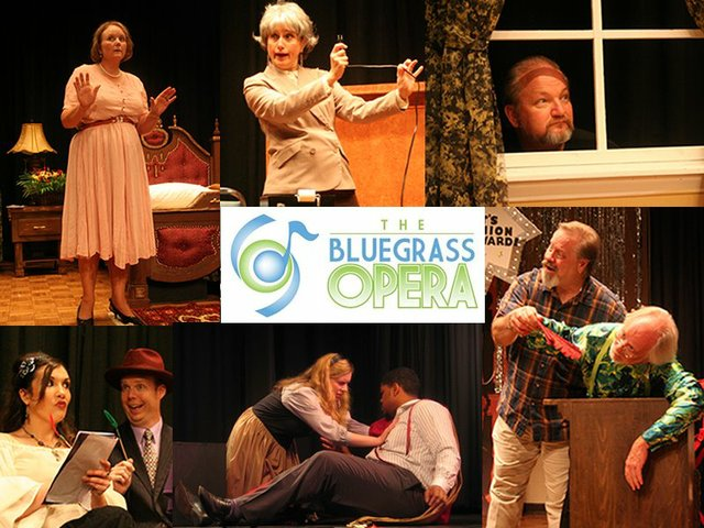"Bluegrass Opera Presents ""Early Stages"""