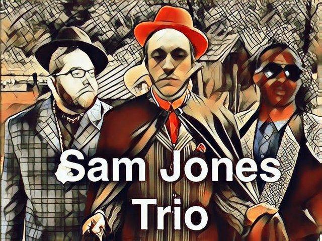 Sam Jones Trio