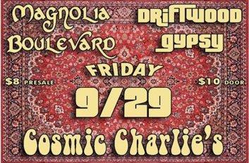 Magnolia Boulevard/ Driftwood Gypsy