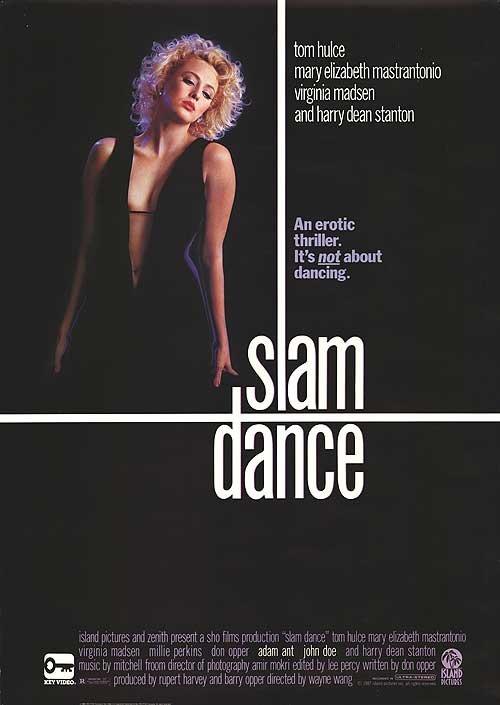 "Harry Dean Stanton Festival presents ""Slam Dance"""