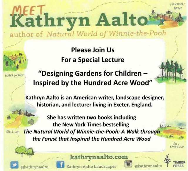 Kathryn Aalto: Designing Gardens for Children Inspired by the Hundred Acre Wood