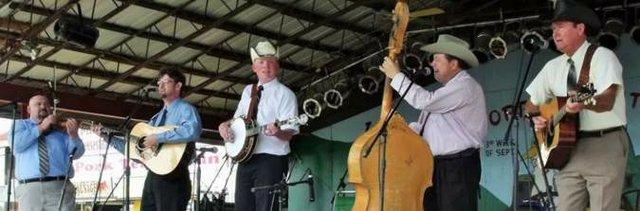 Sammy Adkins and The Sandy Hook Mountain Boys/ Whiskey Bent Valley Boys