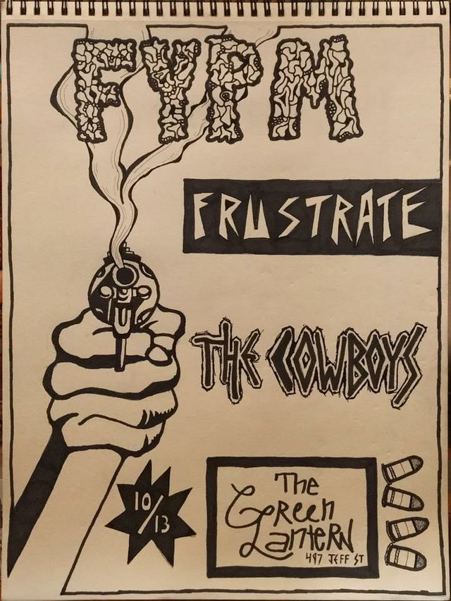 F*** You Pay Me/ The Cowboys/ Frustrate