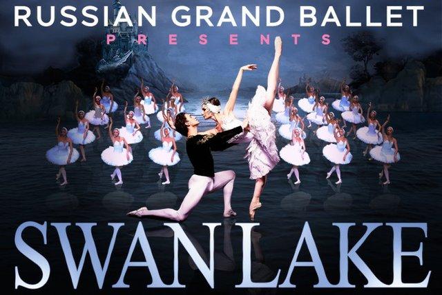 "Russian Grand Ballet presents ""Swan Lake"""