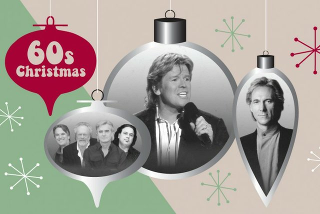 60's Christmas: Herman's Hermits, Pete Noone and Gary Pucket