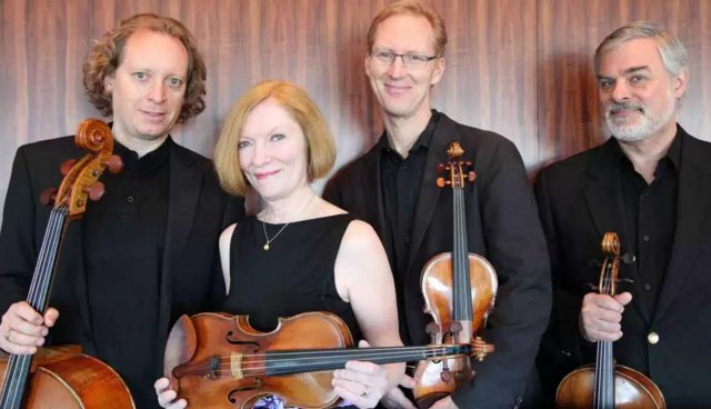 The American String Quartet: Personal Reflections of War