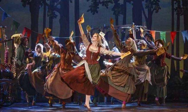 "Rogers and Hammerstein's ""Cinderella"""