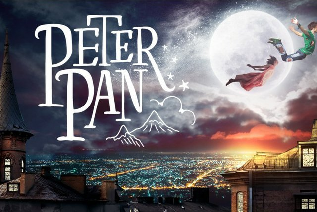 Pater Pan: A 3D Stage Spectacular