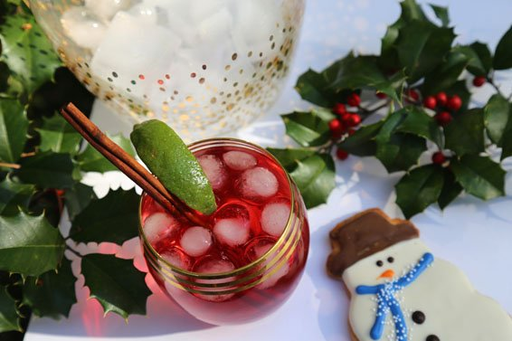 Kentucky Christmas Punch 10