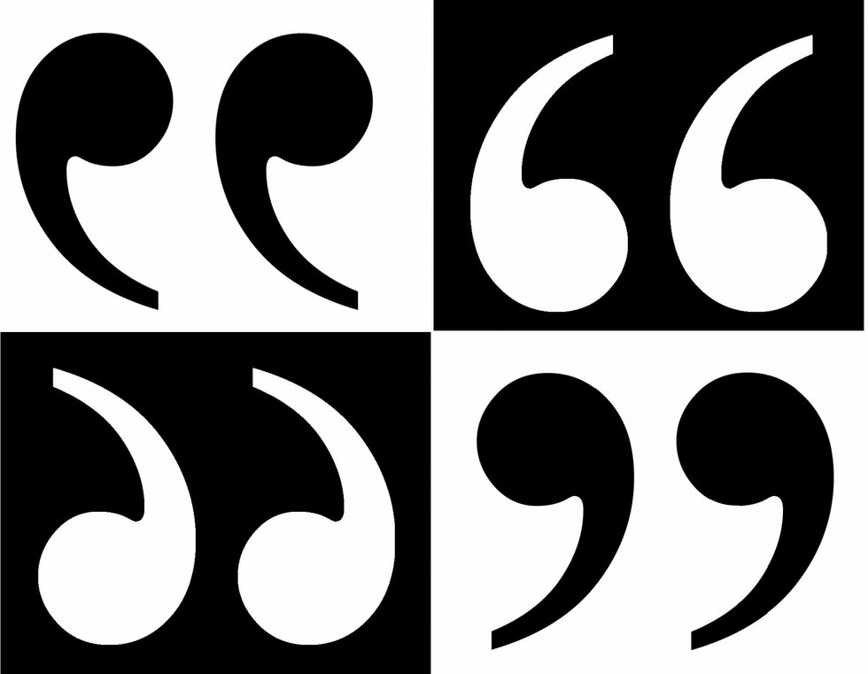 Re-Writing Quotation Marks Worksheet | education | Pinterest ...