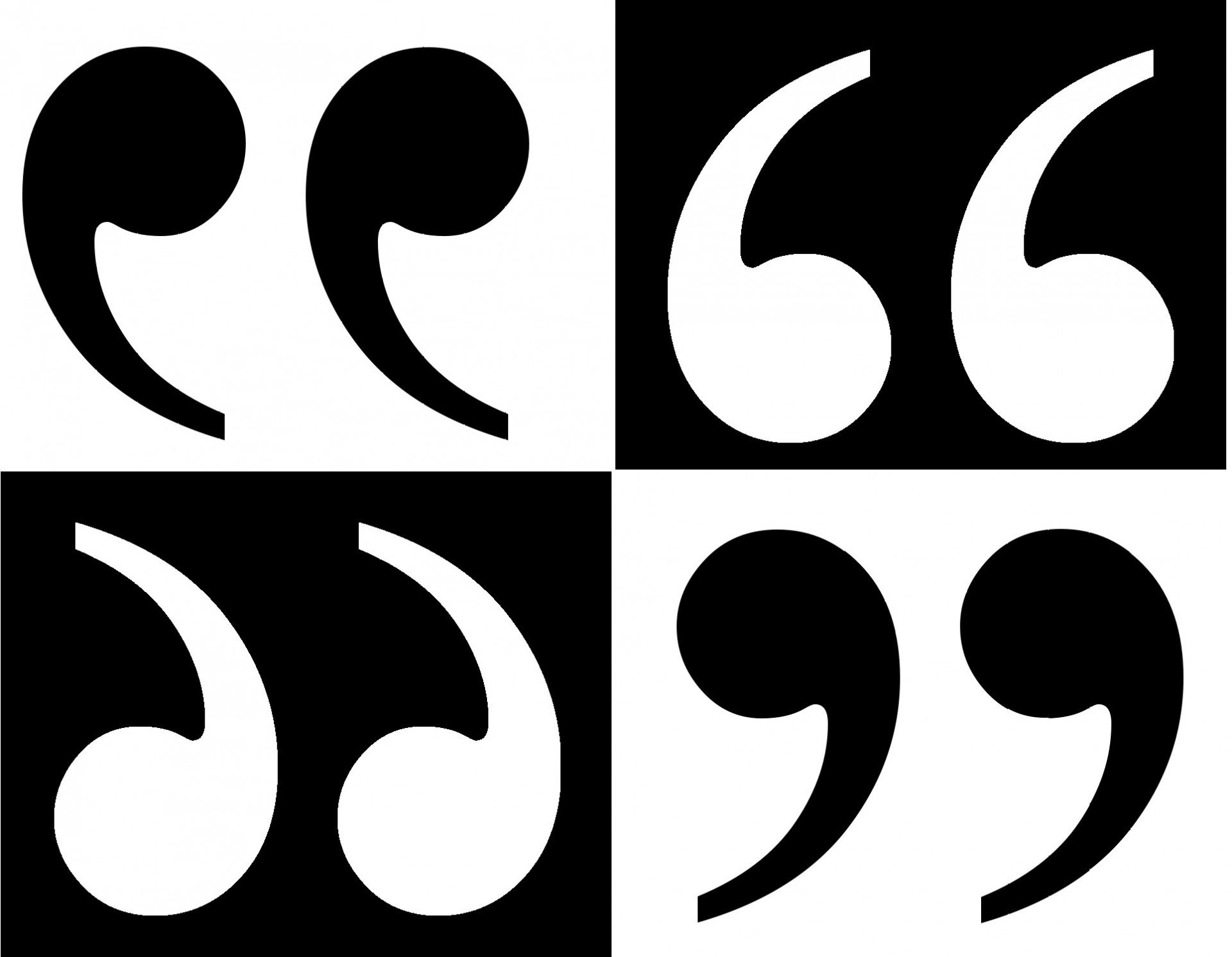 Quote Me: Proper punctuation and usage - Smiley Pete Publishing