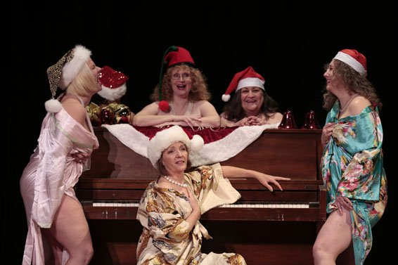 Review: Woodford Theatres Calendar Girls is a