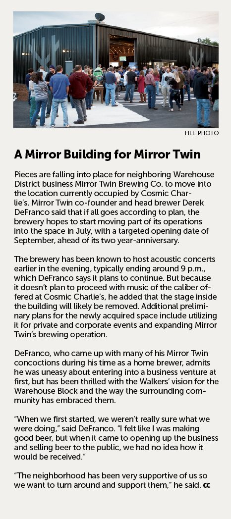Mirror Twin Sidebar