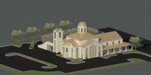churchrendering